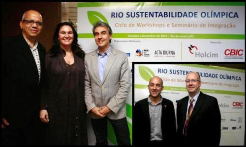Rio Sustentabilidade Olímpica 2