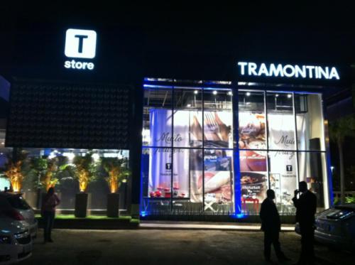 Inauguração da loja Tramontina 4